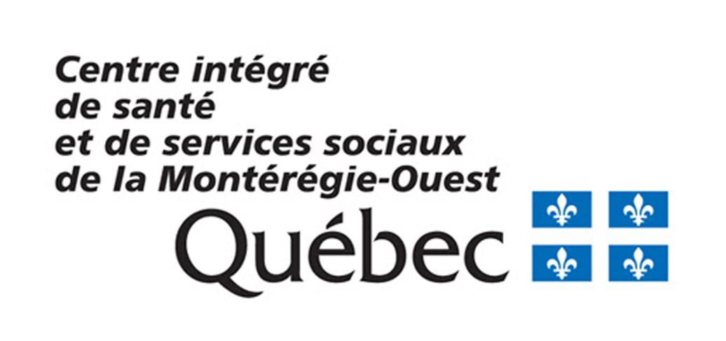 CISSS Montérégie-Ouest logo