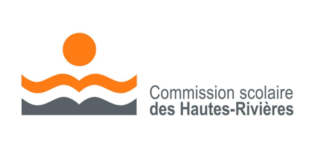 Commission scolaire des Hautes-Rivières logo