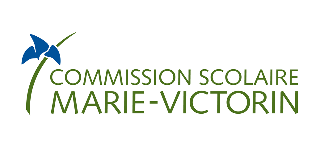 Commission scolaire Marie-Victorin logo