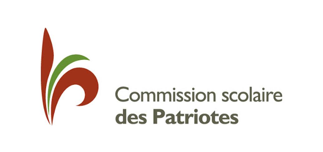 Commission scolaire des Patriotes logo