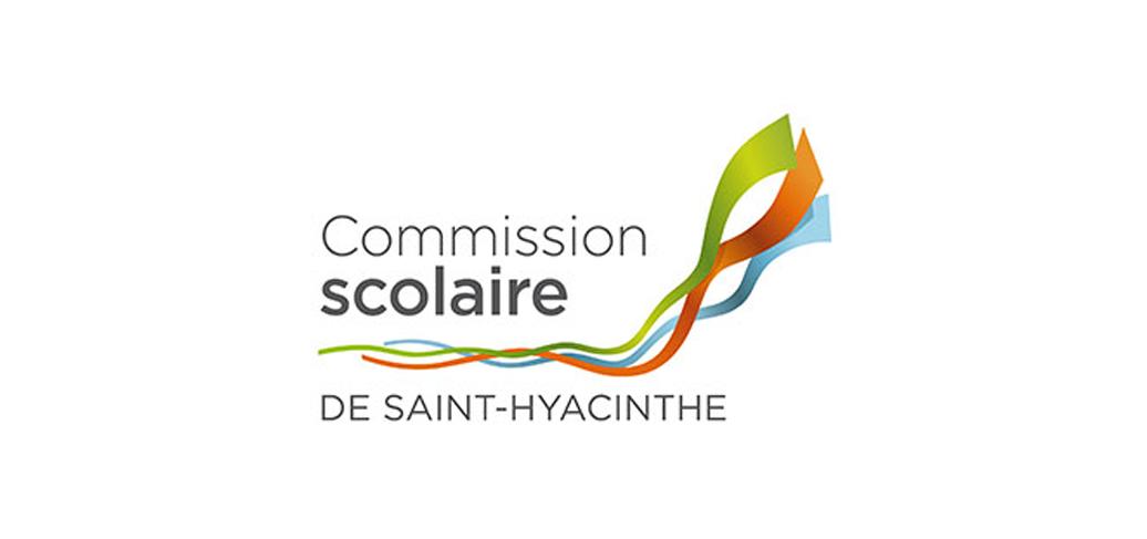 Commission scolaire des Saint-Hyacinthe logo