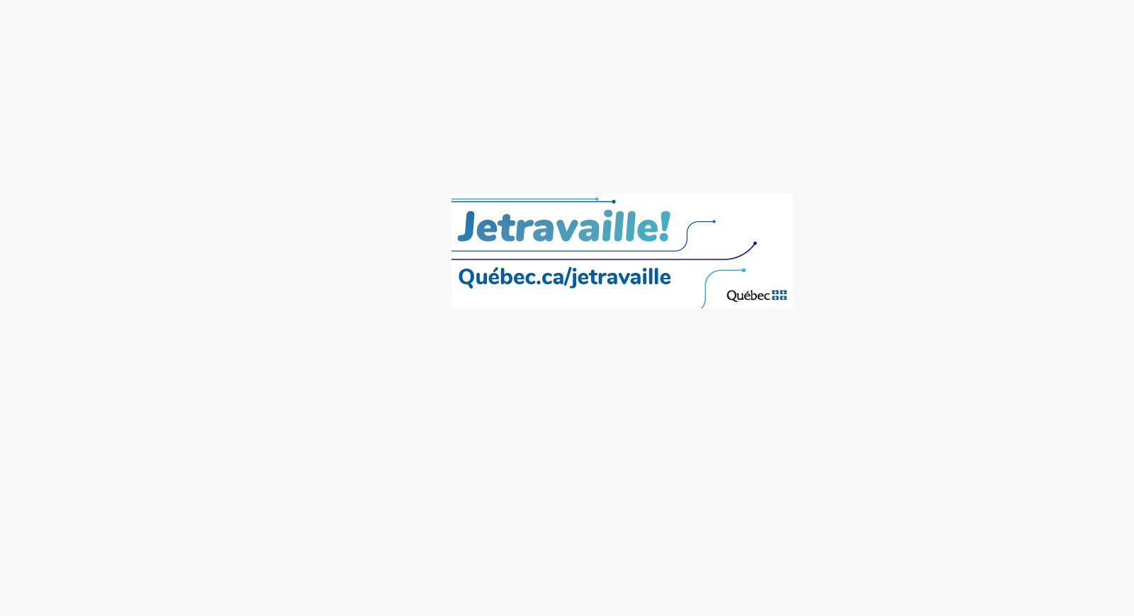 JETRAVAILLE! : Un nouveau service offert sur quebec.ca pour faciliter la relance de l'emploi